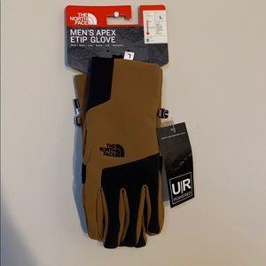 North Face Men's Apex ETip Glove in L